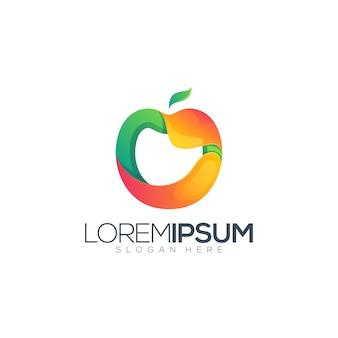 Projekt logo apple