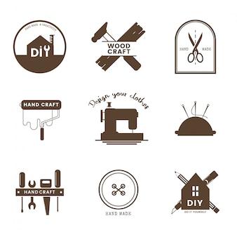 Projekt logo firmy usług specjalistycznych