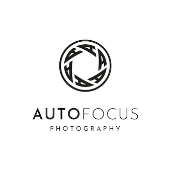Projekt logo fotografa