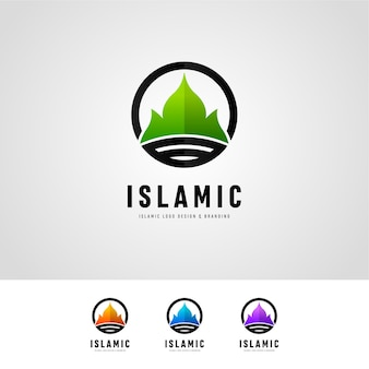 Projekt logo islamic