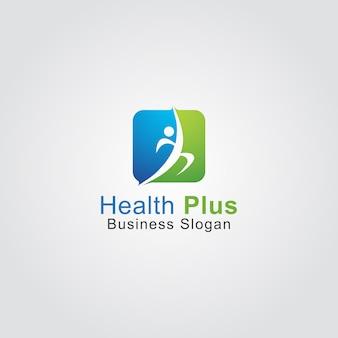 Projekt logo ludzki