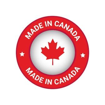 Projekt logo made in canada