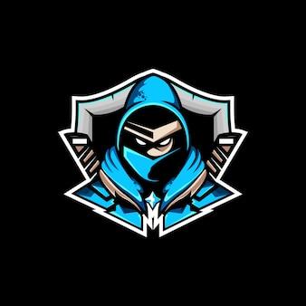 Projekt logo ninja