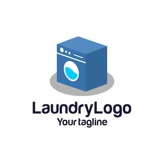 Projekt logo pralni