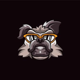 Projekt logo psa