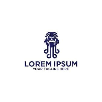 Projekt logo sędziego squid law