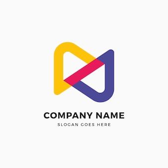 Projekt logo smart net sn letter