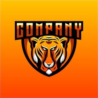 Projekt logo tiger