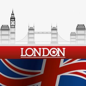Projekt londyńskiej anglii.