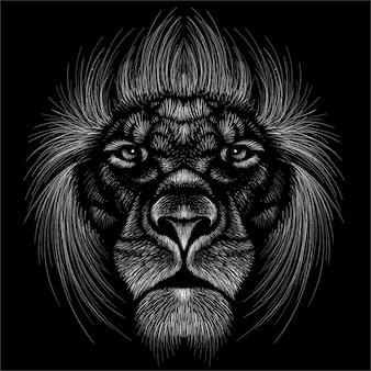 Projekt lwa