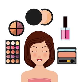 Projekt make-up artist
