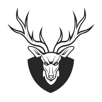 Projekt maskotka jelenia