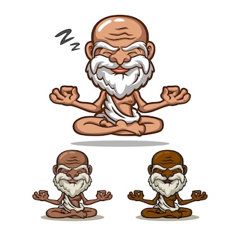 Projekt maskotki guru