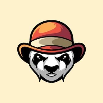 Projekt maskotki pandy