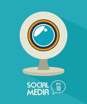 Projekt mediów społecznościowych