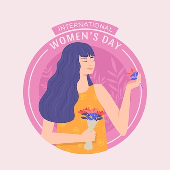 Projekt międzynarodowego dnia kobiet