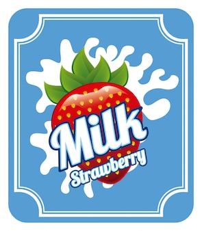 Projekt mleka