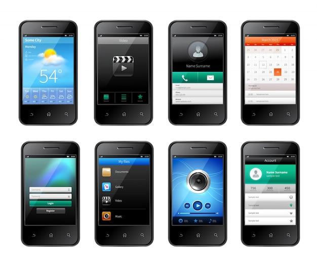 Projekt mobilny ui