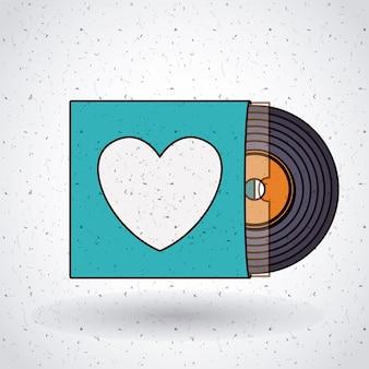 Projekt nagrań muzycznych
