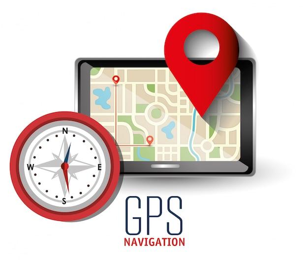 Projekt nawigacji gps