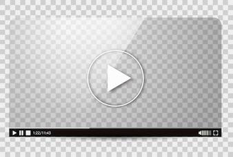 Projekt odtwarzacza wideo