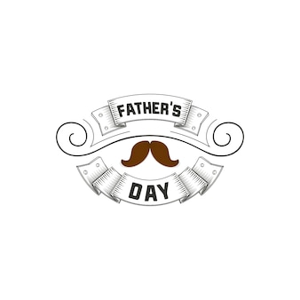 Projekt odznaki na dzień ojca