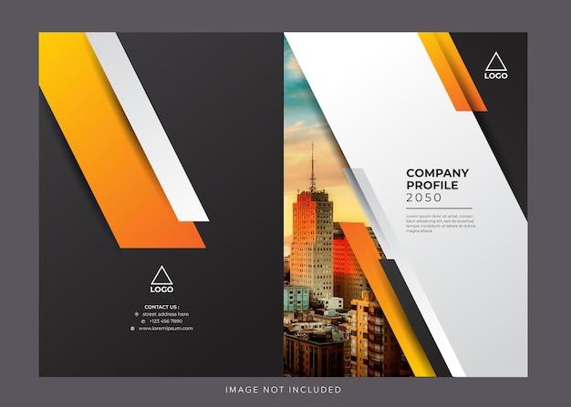 Projekt okładki profilu firmy