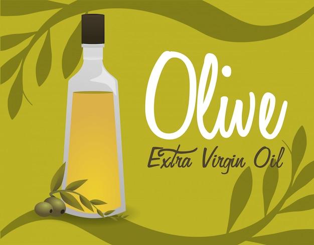 Projekt oliwy z oliwek