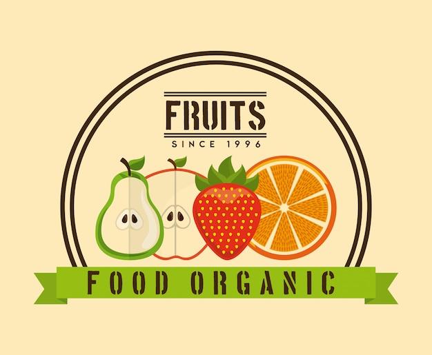 Projekt owoców