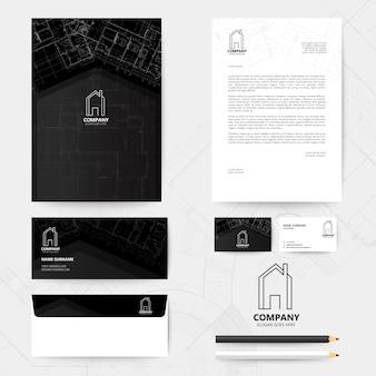 Projekt papiernicze business