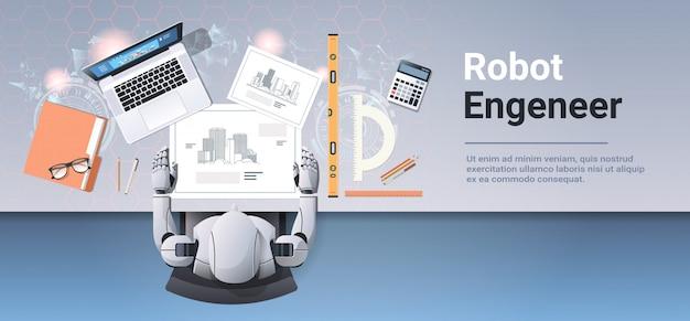 Projekt robota architekta
