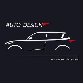 Projekt samochodu concept motoryzacyjne tematy