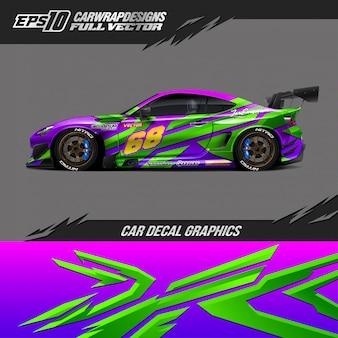 Projekt samochodu sportowego streszczenie wyścigowy