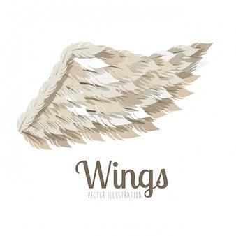 Projekt skrzydeł