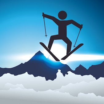 Projekt snowboardu