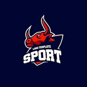Projekt sportowy byka