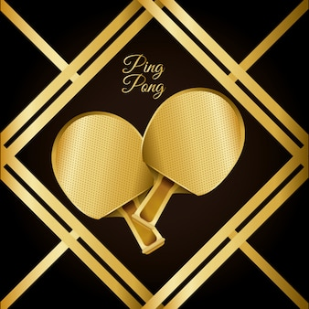 Projekt sportowy ping pong