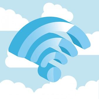 Projekt strefy wifi