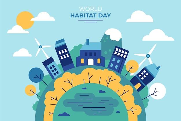 Projekt światowego dnia siedlisk