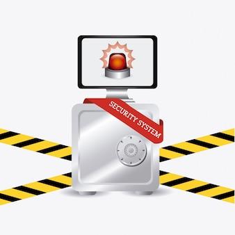 Projekt systemu bezpieczeństwa.