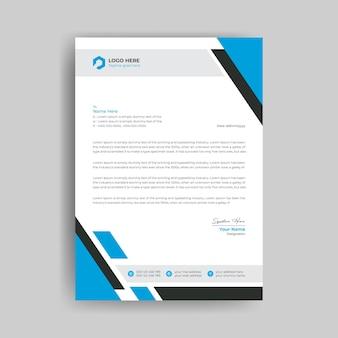 Projekt Szablonu Firmowego Nowoczesny Firmowy Premium Wektorów Premium Wektorów
