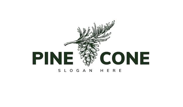 Projekt szablonu logo projektu przyrody