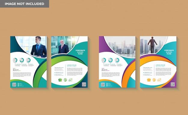 Projekt szablonu prezentacji korporacyjnej
