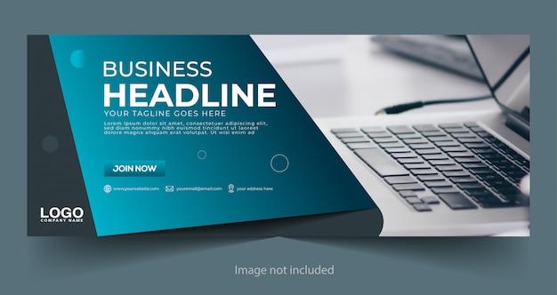 Projekt szablonu transparent streszczenie biznes