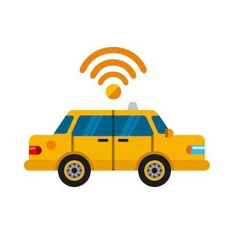 Projekt taksówki online