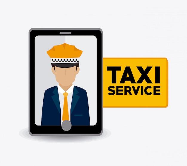 Projekt taksówki.