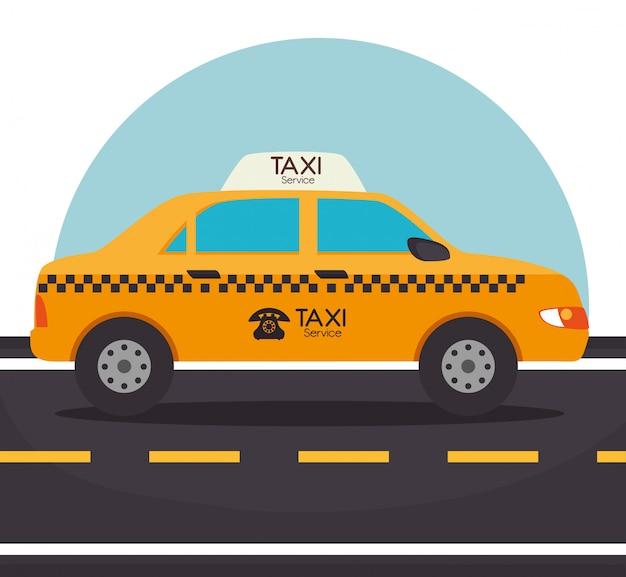 Projekt taksówki