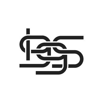 Projekt tekstu logo roku 1995. ilustracja wektorowa
