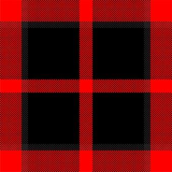 Projekt tła pikseli. plaid nowoczesny wzór. tkanina o kwadratowej fakturze. szkocka szkocka krata. ozdoba madras w kolorze piękna.