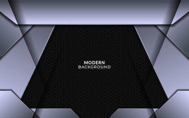 Projekt transparentu tło streszczenie luksusowy geometryczny kształt